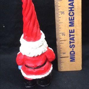 Holiday - Skinny Santa Lot of 4